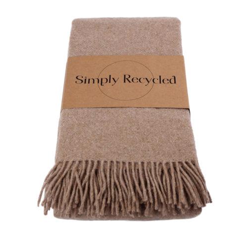 Recycled Uldplaid